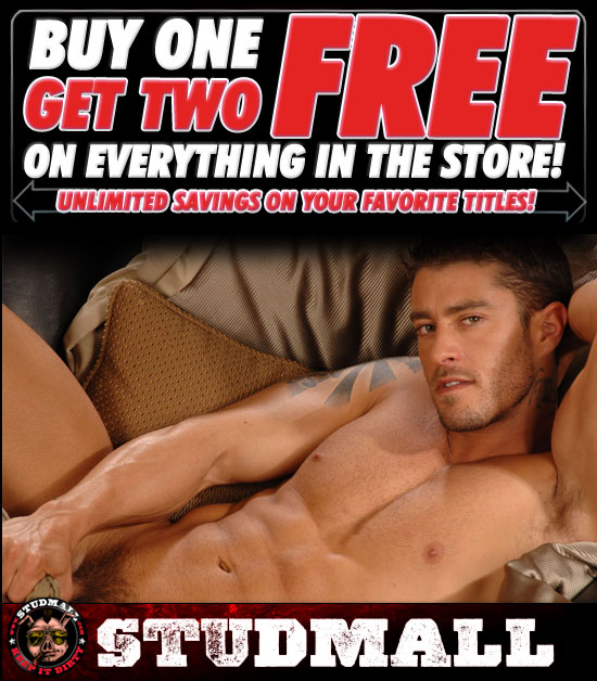 Act now and save on some of the most popular DVD's in gay porn!