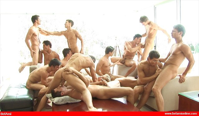 More Than You Can Handle Bel Ami Groupsex Orgy