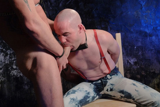 Watch the free trailer here for a piece of gay leather porn heaven: