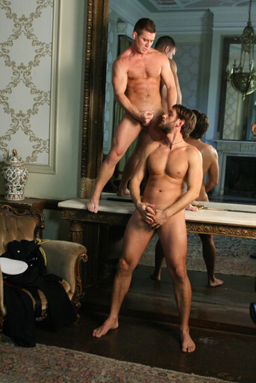 Up The Aristocracy UK Naked Men