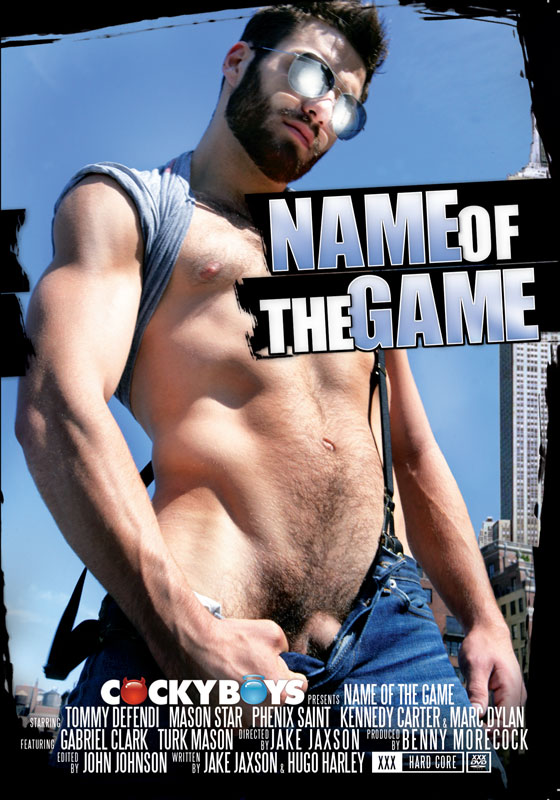 Name of the Game DVD