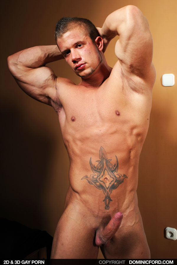 dominic ford presents body heat 3d gay porn