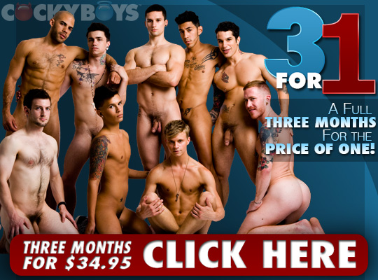 CockyBoys Special Offer