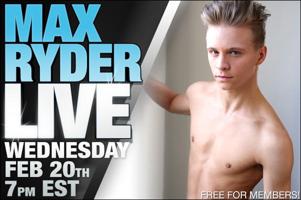 Max Ryder Live