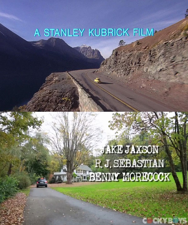 The Haunting Credits and The Shining Credits