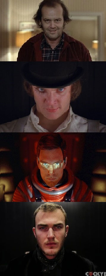 Symmetrical Cinematography in Kubrick Films